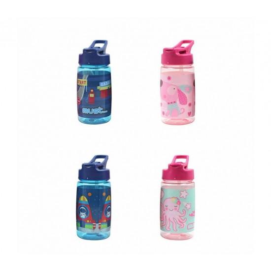 ΠΑΓΟΥΡΙΑ MUST TRITAN 450ml BPA FREE GARAGE