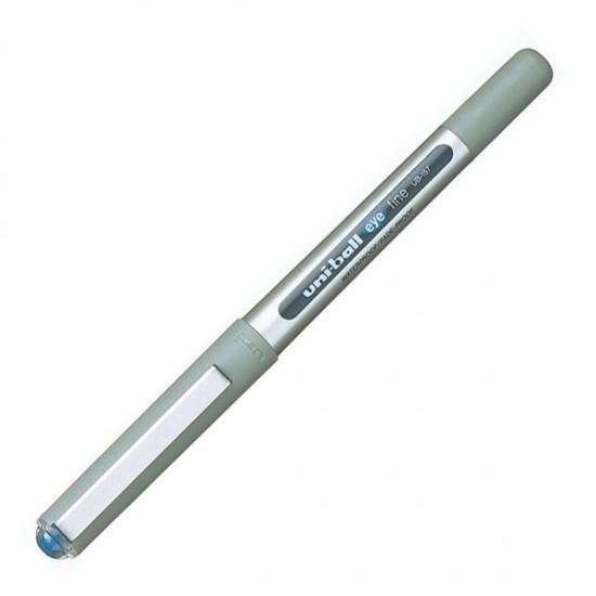 Uni-Ball Eye Micro UB-157-ΜΠΛΕ Rollerball 0.7mm