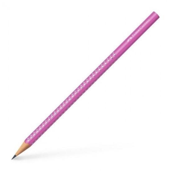 FABER-CASTELL μολύβι SPARKLE Φούξια