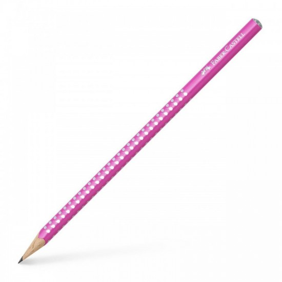 FABER-CASTELL μολύβι SPARKLE Ροζ