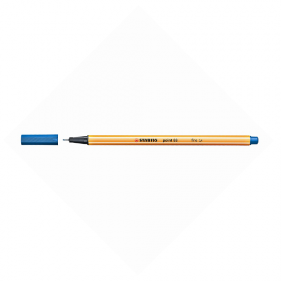 Stabilo point 88/32 Βαθύ γαλάζιο