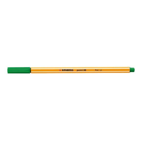 Stabilo point 88/36 πράσινο