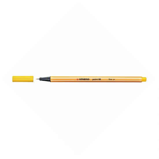Stabilo point 88/44 Κίτρινο