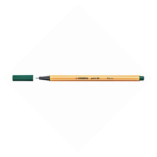 Stabilo point 88/53 Πράσινο πεύκου